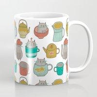 Pattern Project #5 / Cat… Mug
