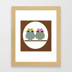 Be Who You Are Framed Art Print