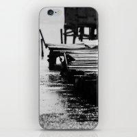 Fisher Dock iPhone & iPod Skin