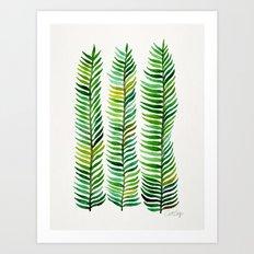 Seaweed Art Print