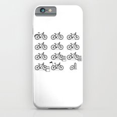 Life Cycle iPhone 6s Slim Case