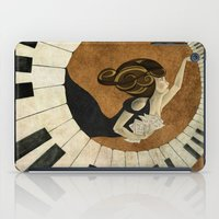Key to the Soul iPad Case