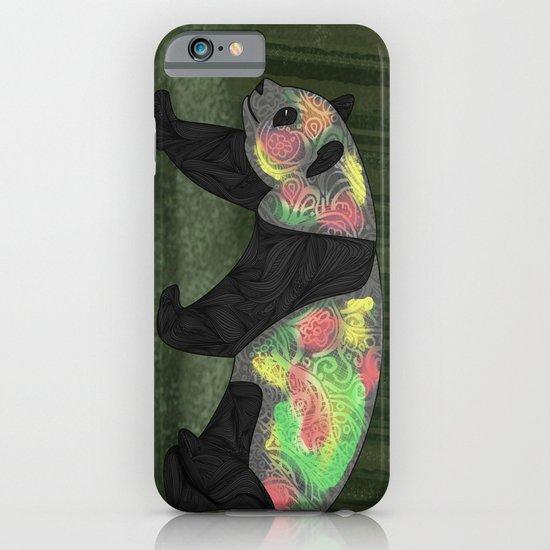 Panda Night iPhone & iPod Case