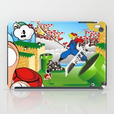 WHAT IF ..aka mushroom kingdom. iPad Case