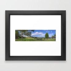 Kuranda Panorama Framed Art Print
