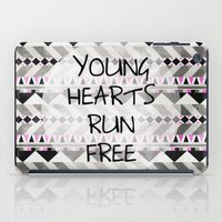 Young Hearts iPad Case