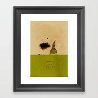 Avatar Kyoshi Framed Art Print