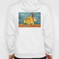 Foxface rabbit fish Hoody