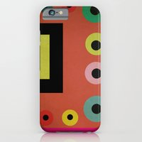 mixed shapes iPhone 6 Slim Case