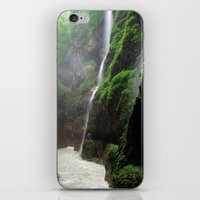 Partnachklamm Impression… iPhone & iPod Skin
