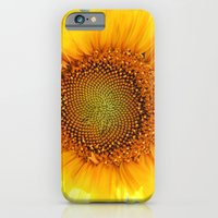 If The Sun Was A Flower! iPhone 6 Slim Case