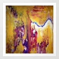 Refuge 2 Art Print