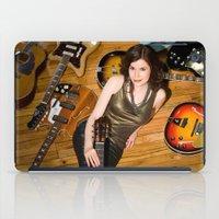 Guitars iPad Case