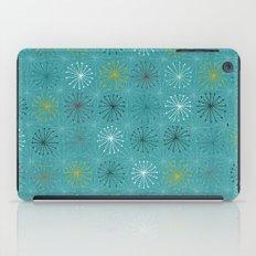 seedheads blue iPad Case