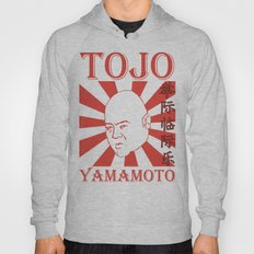 Memphis Wrestler Tojo Yamamoto  Hoody