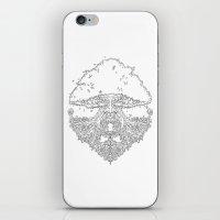 The Deku Tree iPhone & iPod Skin