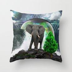 Dreamer iv Throw Pillow