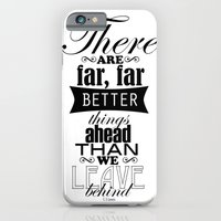 There are far, far better things... iPhone 6 Slim Case