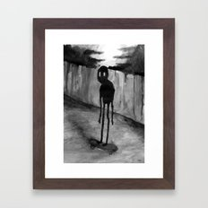 Skaterade Framed Art Print