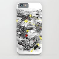 iPhone & iPod Case featuring Dog Fight by Liviu Matei