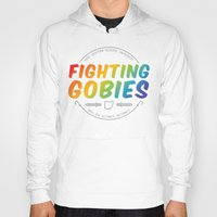 Fighting Gobies Nationals - Rainbow Hoody