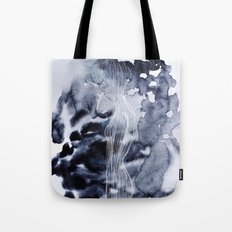 Ink Mood Tote Bag