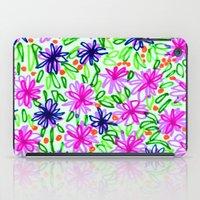 Wild Flowers iPad Case