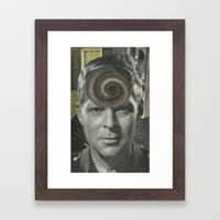 Recoiled Framed Art Print