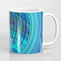 Re-Created  Hurricane 3 by Robert S. Lee Mug