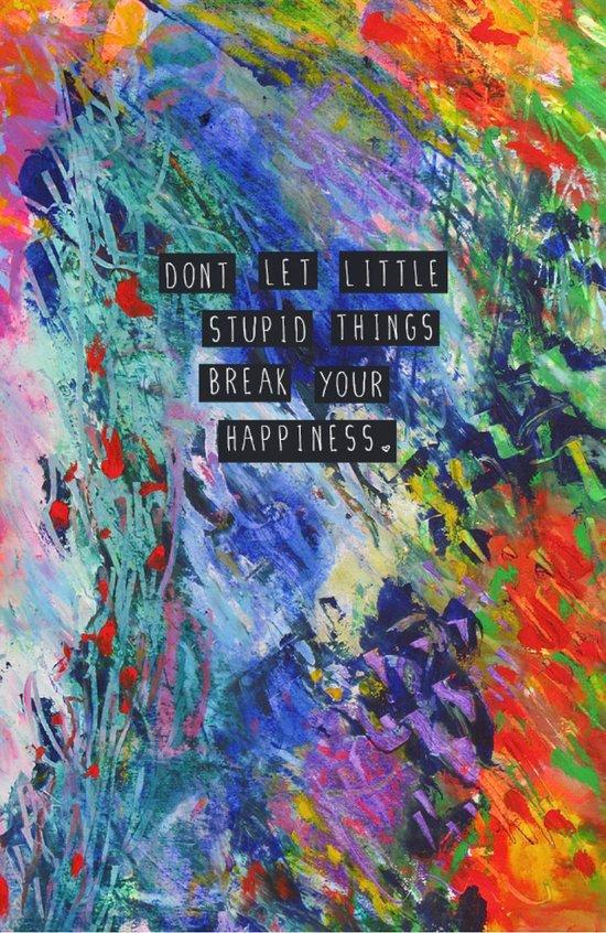 InspirationalCollages.tumblr 2 Art Print