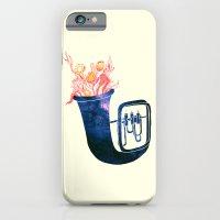 Natural Trumpet iPhone 6 Slim Case