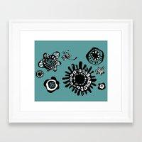 Hana Matsuri Framed Art Print