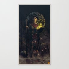 The Grower Canvas Print
