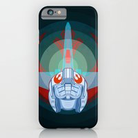 Red Leader Standing By iPhone 6 Slim Case