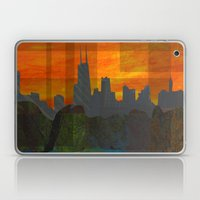 Sunset City (Chicago) Laptop & iPad Skin