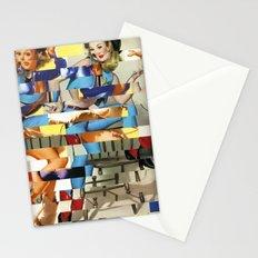 Glitch Pin-Up Redux: Yasmin & Yardley Stationery Cards