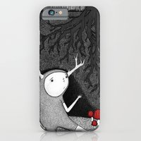 iPhone & iPod Case featuring The Animal I am by Mai Ly Degnan