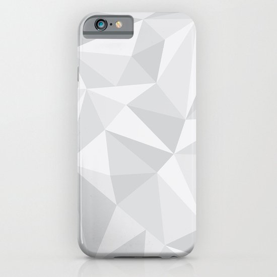 White Deconstruction iPhone & iPod Case