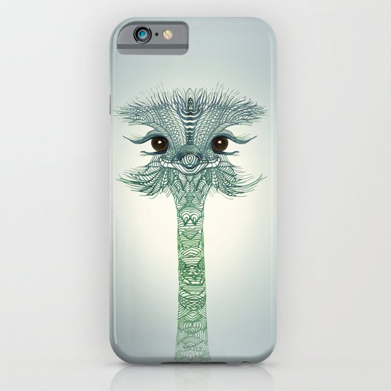 Ostrich  iPhone & iPod Case