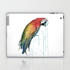 Polly in the City Laptop & iPad Skin