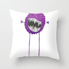 Fluff Throw Pillow