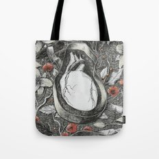 Heart-Shaped Box Tote Bag