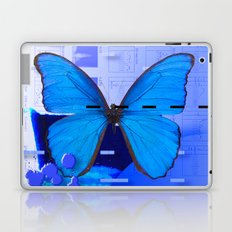 No Way No How < The NO Series (Blue) Laptop & iPad Skin