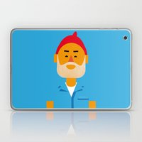 Steve Zissou Laptop & iPad Skin
