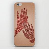 Mehndi iPhone & iPod Skin