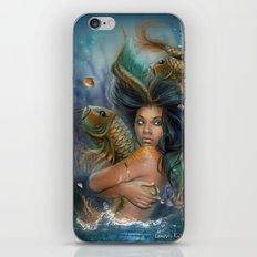 SunQueen Goddess iPhone & iPod Skin