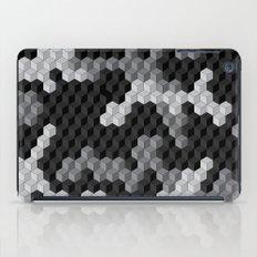 CUBOUFLAGE BLACK & WHITE iPad Case