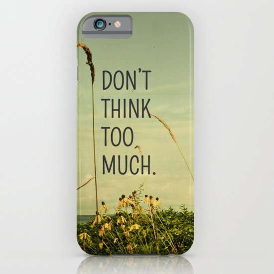 Travel Like A Bird Without a Care iPhone & iPod Case