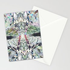 Kaleidoscopic Diamonds Stationery Cards