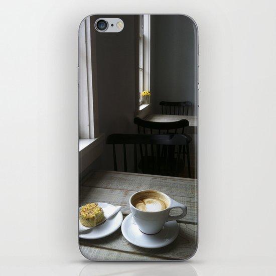 CAFE iPhone & iPod Skin